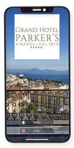 Grand Hotel Parker's App