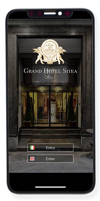 Grand Hotel Sitea App