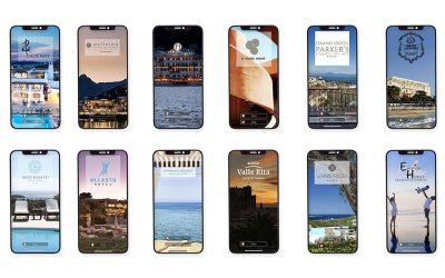 Un'estate di successi per Hotel Concierge App. Decine di nuove app realizzate.